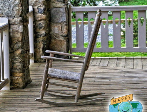 Happy History: The History of Rocking Chairs