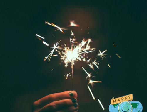 Happy History: Sparklers