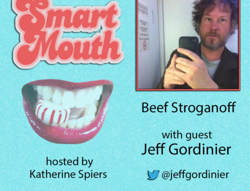 Beef Stroganoff with Jeff Gordinier